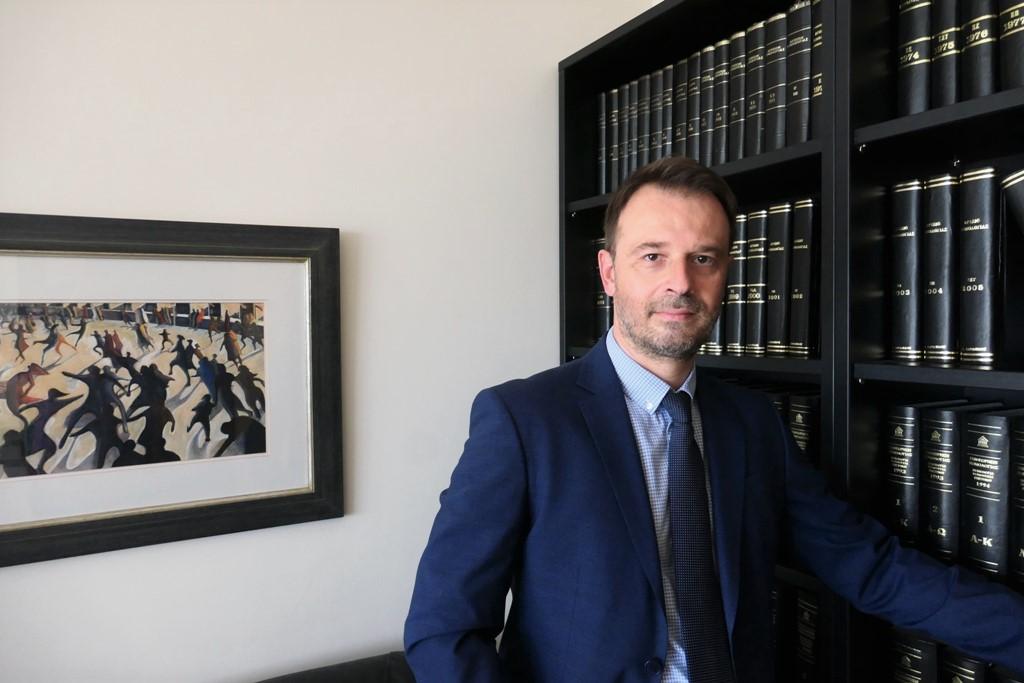 Δικηγορικό Γραφείο Αλεξάνδρου Καραϊσκου